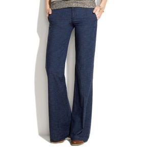 Madewell Widelegger Jeans